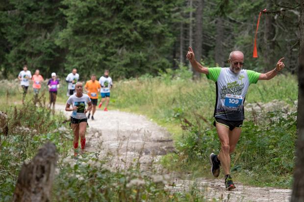 mtb maraton tri strane kopaonika trail race kopaonik biciklizam